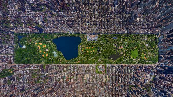 Central park a